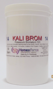 #14 KALI BROM Tissue (cell) salt SOFT TABLETS