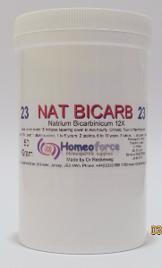 #23 NAT BICARB Tissue (cell) salt SOFT TABLETS