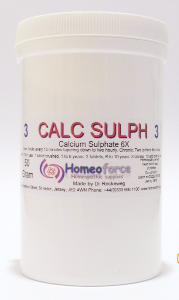 #3 CALC SULPH Tissue (cell) salt SOFT TABLETS
