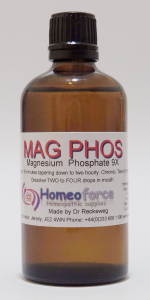 #8 MAG PHOS Tissue (cell) salt LACTOSE FREE DROPS
