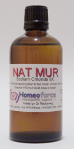 #9 NAT MUR Tissue (cell) salt LACTOSE FREE DROPS