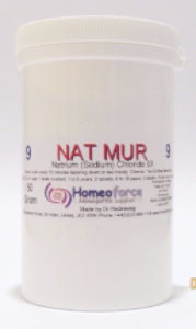#9 NAT MUR Tissue (cell) salt SOFT TABLETS