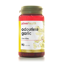 Garlic Odourless 2mg Capsules