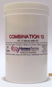 COMBINATION 12 SOFT TABLETS