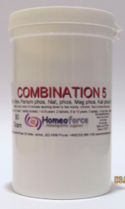 COMBINATION 5 LACTOSE FREE PILLULES & GRANULES (FIVE PHOS)