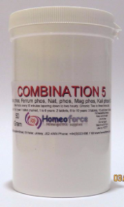 COMBINATION 5 SOFT TABLETS (FIVE PHOS)