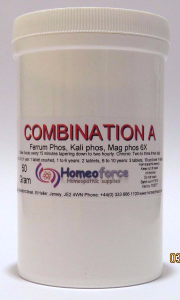 COMBINATION A SOFT TABLETS