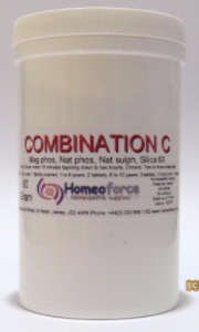 COMBINATION C SOFT TABLETS