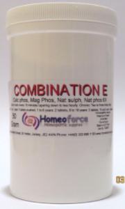 COMBINATION E SOFT TABLETS
