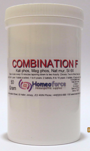 COMBINATION F SOFT TABLETS