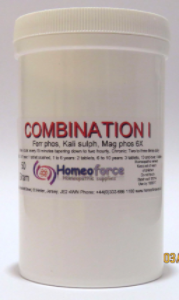 COMBINATION I SOFT TABLETS