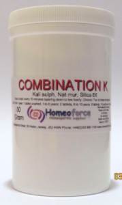 COMBINATION K SOFT TABLETS