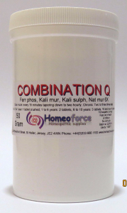 COMBINATION Q SOFT TABLETS