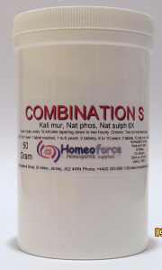 COMBINATION S SOFT TABLETS